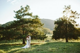 Big Spring Farm Virginia Wedding